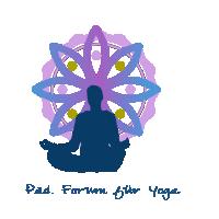 Pädagogisches Forum für Yoga Logo