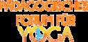 Pädagogisches Forum für Yoga – Yoga in Berlin Logo